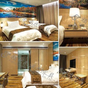 2015 Modern Luxury China Used Hotel Wooden Bedroom Furniture