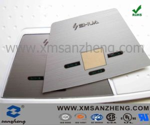Customized Logo Sticker Withs Clear Window (SZXY132) pictures & photos