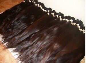 8A High Quality Pure Remy Unprocessed Human Hair, Can Be Dyed or Bleached, Indian Virgin Hair