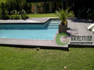 Ocox WPC Swimming Pool Flooring (HO023147-B) pictures & photos