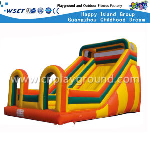 Warm Color Inflatable Slide Kids Jumper Bouncer (HD-9503) pictures & photos