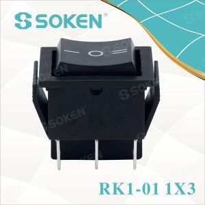 Momentary on off on Rocker Switch pictures & photos