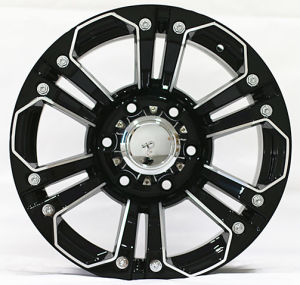 New Car Alloy Wheel Alloy Wheel After Market Wheels SUV Wheel 4X4 Wheels pictures & photos
