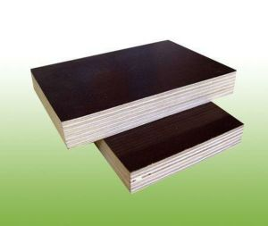 Standard Size Film Faced Plywood with Logo