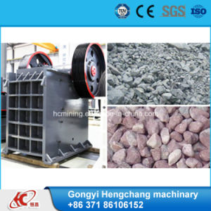 Hot Sale Mobile Lab Jaw Crusher Plates pictures & photos