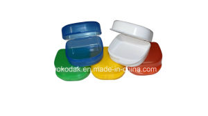 Plastic Denture Box Dental Disposable Dental Products pictures & photos
