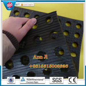 Animal Rubber Mat/Horse Stall Mats/Cow Rubber Mat pictures & photos