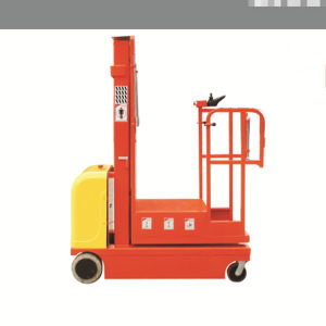 Electric Aerial Order Picker Fsep Series pictures & photos