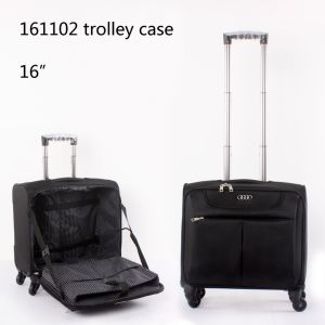 "Laptop Trolley Case with Alumium Trolley 16"" 18"" pictures & photos"