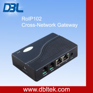 Cross-Network Gateway RoIP-102 pictures & photos