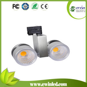 60W COB LED Track Light for Clothes Shoes Chain Shops pictures & photos