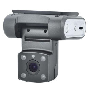 HD Vehicle DVR Camcorder with IR Night Vision GPS Connection pictures & photos