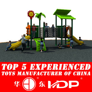 2014 Newest Professional Kids Playground for Amusement (HD14-070B) pictures & photos