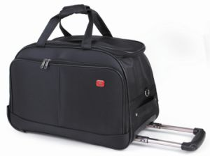 Nylon Business Wheel Rolling Travel Duffel Trolley Bag pictures & photos