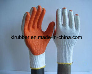 Heavy Duty Industrial Working Rubber Gloves pictures & photos
