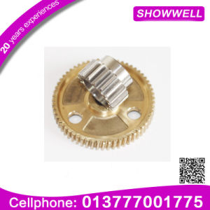 Custom Made Straight Tooth Transmission Spur Gear for Reducer Planetary/Transmission/Starter Gear pictures & photos