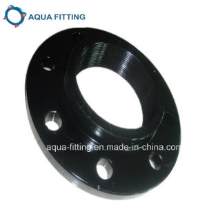 Carbon Steel Flat Steel Threaded Flange DIN2566
