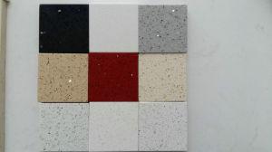 Galaxy Grey Color Quartz Stone for Countertop pictures & photos