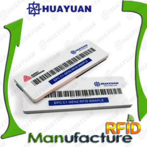 iso 18000 6c smart rfid uhf tag for logistic management china uhf