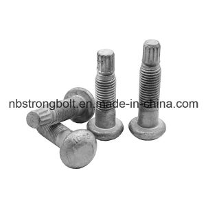 Twist off Type Tension Control Structual Bolt with Heavy Hex Head and Round Head Configurations ASTM F1852 pictures & photos