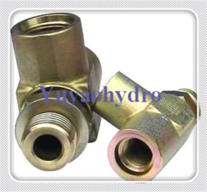 Tee Forged Fittings with Female Femal Male Adjustable Connector pictures & photos