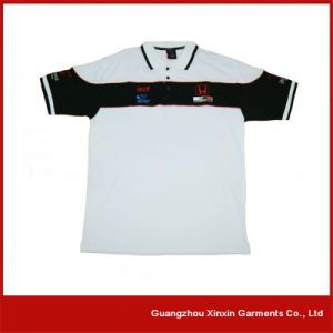 Latest Design Thick Pique Cotton Polo T Shirts Maker (P106) pictures & photos