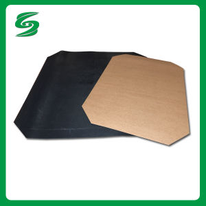 Thinnest Compact Paper Pallet Brown Paper Slip Sheet for Push and Pull System pictures & photos