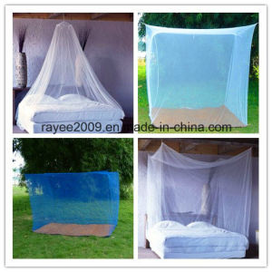Rectangular One Point Hanging Mosquito Net for Korean Market pictures & photos