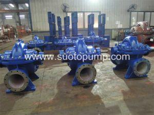 Single Stage Double Suction Split Casing (Case) Pump pictures & photos