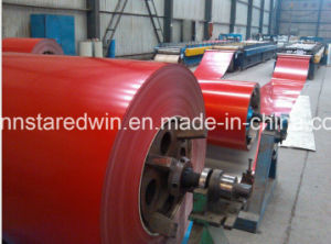 Zero Spangle Surface Color Coated Steel Coil Importer PPGI Buyer pictures & photos