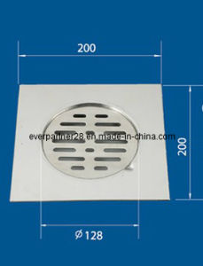 Stainless Steel Drainer, Floor Drainer, Bathroom Waste Valve pictures & photos