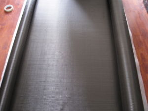 USD11/Sqm 3k 200g Twill Wovening Carbon Fiber Cloth pictures & photos
