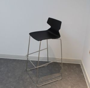 ANSI/BIFMA Standard Hot Sale Stainless Steel Bar Stool pictures & photos