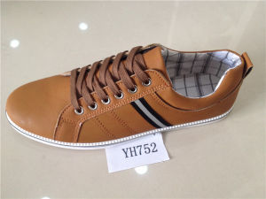 High Quality Injection Footwear Shoes for Men (YH-752)