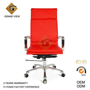 Red Leather Commercial Furniture (GV-OC-H305) pictures & photos