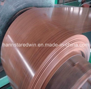 Color Coated Steel Coil (PPGI/PLGI) with Different Pattern pictures & photos