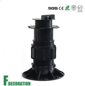 Adjustable Plastic Pedestal by ABS Material pictures & photos