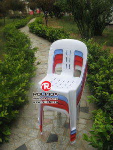 High Quality Plastic Armless Chair with Competitive Price pictures & photos