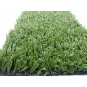Cheap 50mm/60mm Soccer Artificial Grass, PE Fibrilated Yarn Football Turf pictures & photos