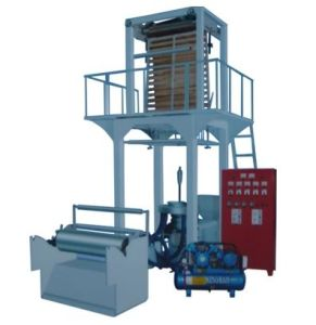 Economic Type PE Plastic Mini Film Blowing Machinery (TR-FB50/850) pictures & photos