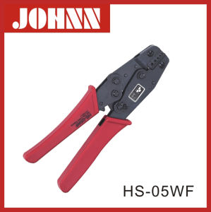 Ratchet Crimping Plier Handle Tool European Style pictures & photos