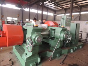 China Top Quality Reclaimed Rubber Machine (XKJ, XKP) Open Mixing Mill pictures & photos