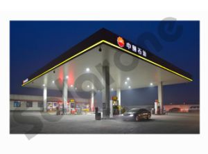 50W-100wled Petrol Station Light / Gas Station Light with CE, TUV, UL Certification pictures & photos