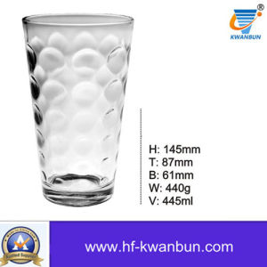 Glass Cup Glassware Cup with Scale Mark Kb-Hn0255 pictures & photos