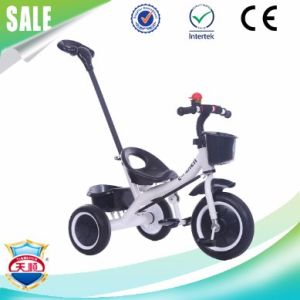 Baby Tricycle Bike with Pusher From Children Tricycle Toy Factory pictures & photos