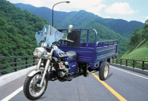 150cc for Three Wheel Gasoline Cargo Tricycle (TR-7) pictures & photos