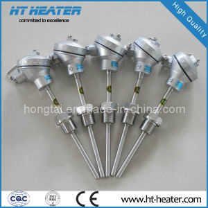 Hongtai Factory Directly Sell Aluminum Head Thermocouple pictures & photos
