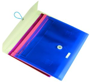 PP Expanding Document Bag