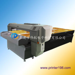 Mj1625 Flatbed Printing Machine for Plastic