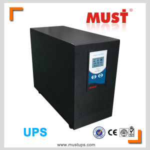UPS LCD Display 1kVA to 6kVA Pure Sine Wave UPS pictures & photos
